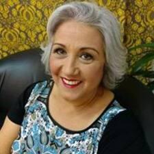 Profil Pengguna Maria Alice