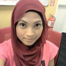 Atikah User Profile