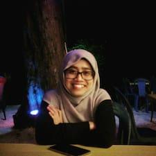 Perfil de l'usuari Nurul Syuhadah