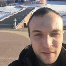 Пётр Brukerprofil