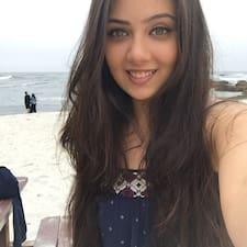 Surbhi User Profile
