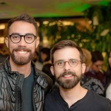 Perfil de usuario de João & Marcos