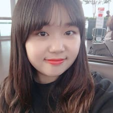 Profil utilisateur de Eunbi