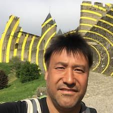 Notandalýsing Bart Han- Liong