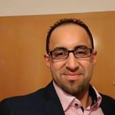 Mounir - Uživatelský profil