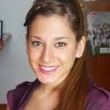 Henkilön Rocio Cecilia käyttäjäprofiili