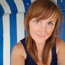 Notandalýsing Sandra