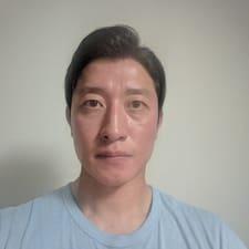 Hyeonjin felhasználói profilja