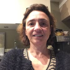 Marie Jo felhasználói profilja