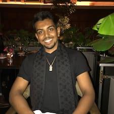 Profil Pengguna Prashanth