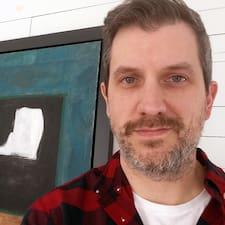 Jean-David felhasználói profilja