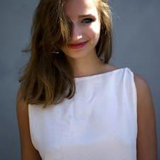 Profil utilisateur de Amalia