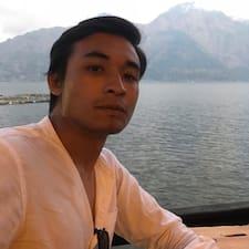 Afiq Brukerprofil