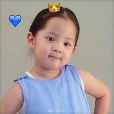 欢欢 felhasználói profilja