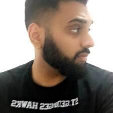 Jigar User Profile