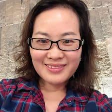 Mingming felhasználói profilja