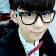 腾 felhasználói profilja