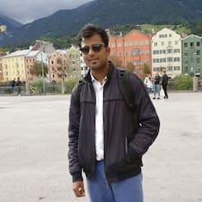 Profil Pengguna Sharad