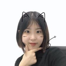 Jiaying felhasználói profilja
