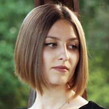 Nastia felhasználói profilja