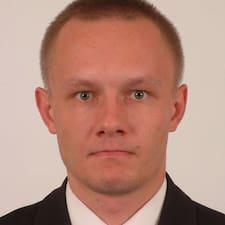 Gebruikersprofiel Przemyslaw
