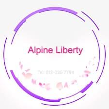 Gebruikersprofiel Alpine