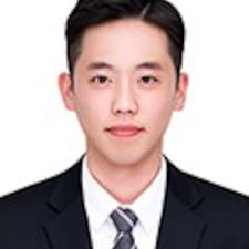 Perfil do utilizador de 준형