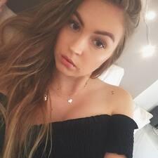 Antonia - Uživatelský profil