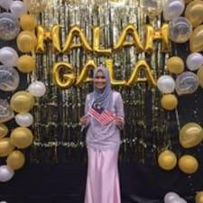 Aina Aqilah Kullanıcı Profili