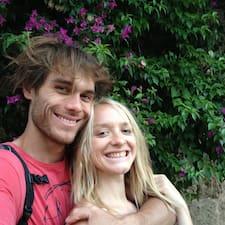 Profil Pengguna Simon & Anna