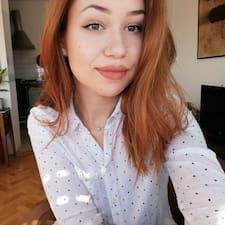 Profil utilisateur de Marijeta