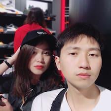 Профиль пользователя Jiajie