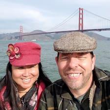 Profil Pengguna Rosy Yeh And Graham Clayden