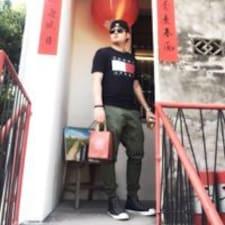 Chun-Yuan felhasználói profilja