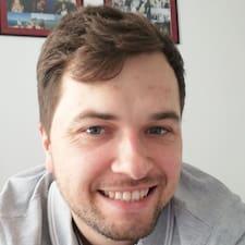 Patryk - Uživatelský profil