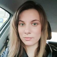Perfil do utilizador de Kseniya