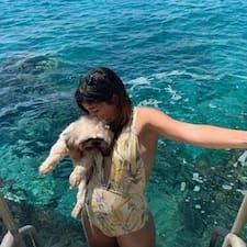 Paloma Isabel felhasználói profilja