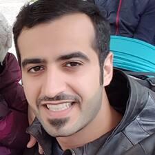 Profil utilisateur de Saoud