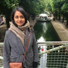 Profil utilisateur de Taslima