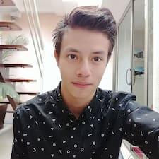 Isaac - Uživatelský profil