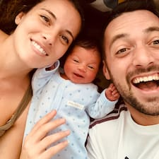 Profil utilisateur de Sarah, Luca & Leandro