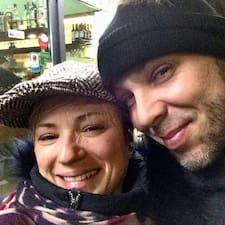 Silvia Maria & Gian Luca User Profile