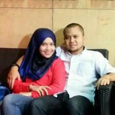 Profil Pengguna Mohd Ezwan