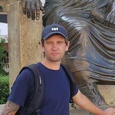 Kiril - Uživatelský profil