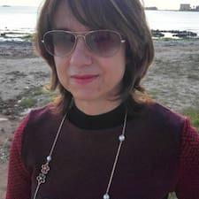 Ornella felhasználói profilja