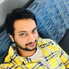 Användarprofil för Uday Kumar