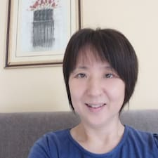 Tamiko felhasználói profilja