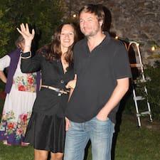 Agnès Et Sébastien er SuperHost.