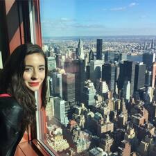 Profil utilisateur de Ana Fernanda