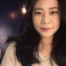 Profil utilisateur de Chaeeun